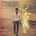 آهنگ جدید محمد قرایی بنام طعم بارون