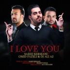 سعید کرمانی و DJ Ali A2 و امید فاضلی