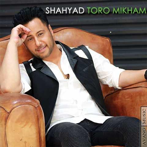 Shahyad Toro Mikham دانلود آهنگ جدید شهیاد بنام تو رو میخوام
