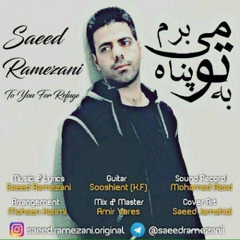 سعید رمضانی-به تو پناه میبرم