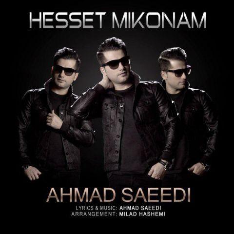 احمد سعیدی-حست میکنم