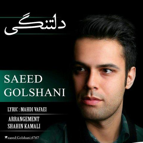 سعید گلشنی-دلتنگی