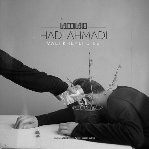 هادی احمدی-ولی خیلی دیره