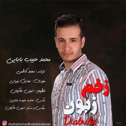 محمد حبیب بابایی-زخم زبون