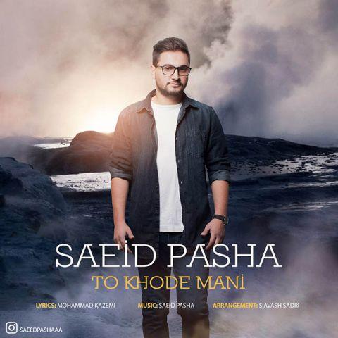 سعید پاشا-تو خود منی