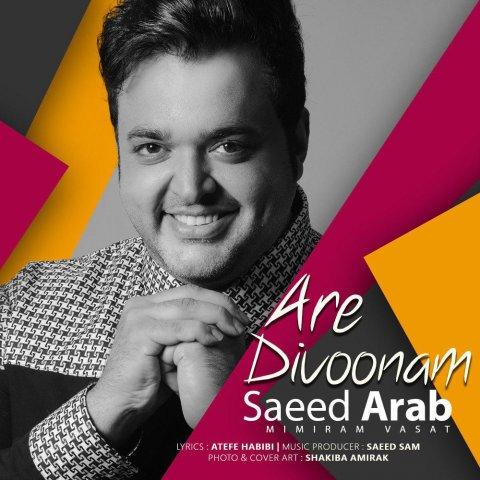 Are Divoonam, Are Divoonam by Saeed Arab, Are Divoonam Download New Song By Saeed Arab, Are Divoonam Download New Song Saeed Arab, Download New Song, Download New Song By Saeed Arab Called Are Divoonam, Download New Song Saeed Arab Are Divoonam, avinmusic, Saeed Arab, Saeed Arab Are Divoonam, آره دیوونم, آره دیوونم دانلود آهنگ سعید عرب, آهنگ, آهنگ جدید, دانلود, دانلود آهنگ, دانلود آهنگ Saeed Arab, دانلود آهنگ جدید, دانلود آهنگ جدید Saeed Arab, دانلود آهنگ جدید Saeed Arab به نام Are Divoonam, دانلود آهنگ جدید سعید عرب, دانلود آهنگ جدید سعید عرب آره دیوونم, دانلود آهنگ جدید سعید عرب به نام آره دیوونم, دانلود آهنگ سعید عرب آره دیوونم, دانلود آهنگ سعید عرب به نام آره دیوونم, سعید عرب, آوین موزیک, کد پیشواز آهنگ های سعید عرب