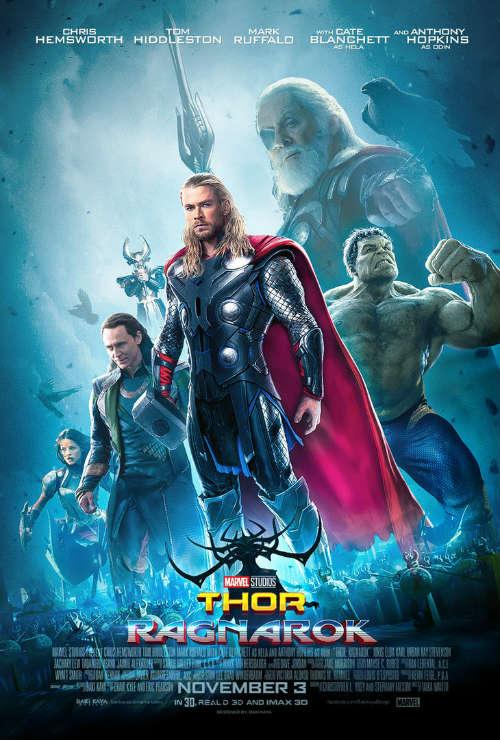 Thor Rangarok 2017