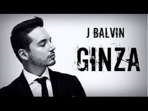 J. Balvin به نام Ginza