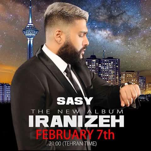 دانلود آلبوم جدید ساسی بنام ایرانیزه