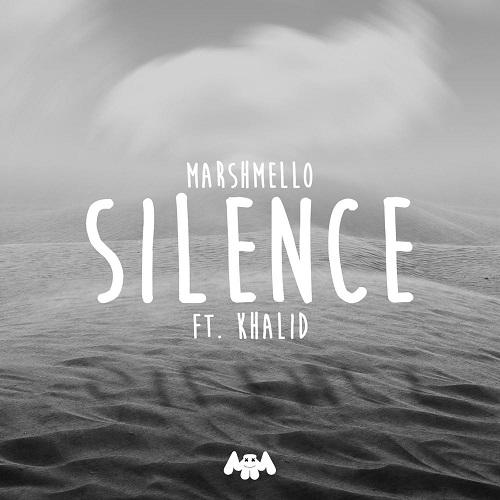 Marshmello ft. Khalid – Silence