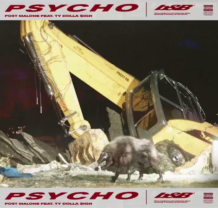 دانلود آهنگ POST MALONE به نام Psycho