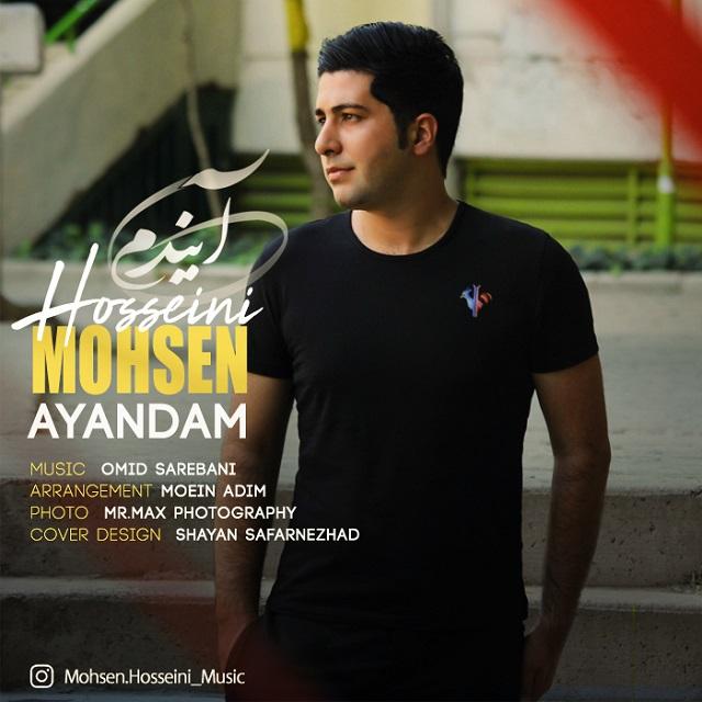 محسن حسینی به نام آیندم