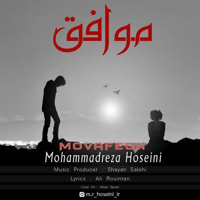 محمدرضا حسینی به نام موافق